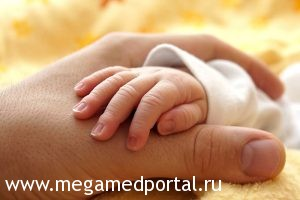 Маленькая и большая рука