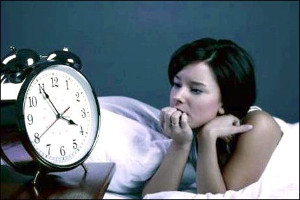 Бессонница может привести к госпитализации