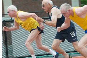 Фитнес классы для тех, «кому за 60»