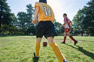 Гипертония лечится с помощью футбола