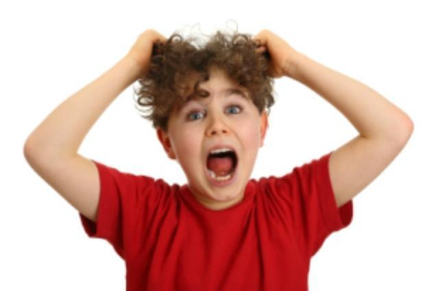 Картинки по стрессу у ребенка