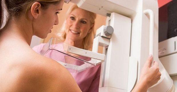 Современные методы маммографии