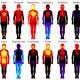 Ученые составили карту эмоций человека