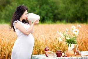О правильном питании во время беременности: правда и вымысел
