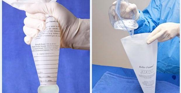 Новое устройство для бесконтактной установки имплантатов – Рукав Келлер