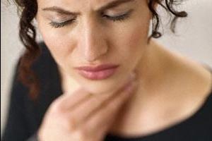 Лечение воспаления горла