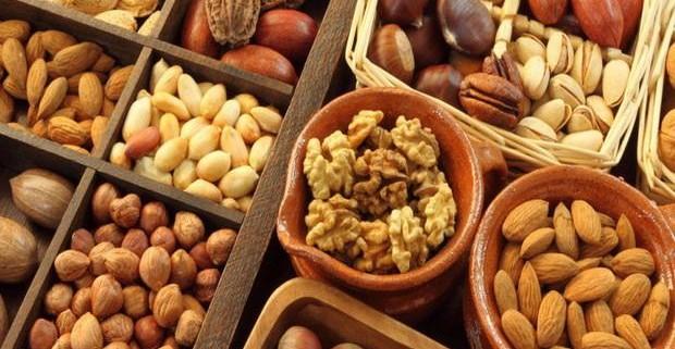 Орехи – вкусная польза