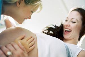 Ожирение женщины увеличивает риск прерывания беременности