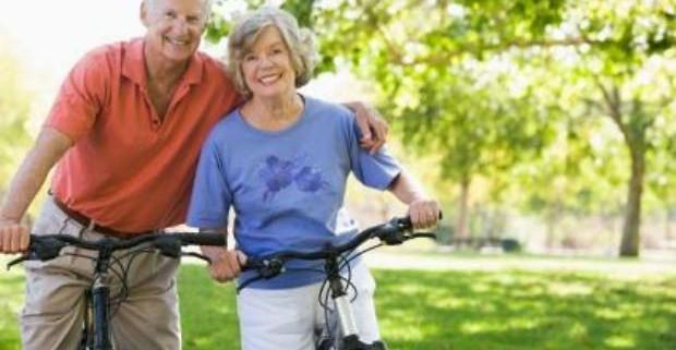 Скорость старения определяется обменными процессами