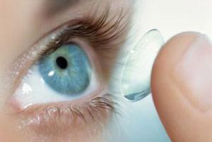 Виды контактных линз