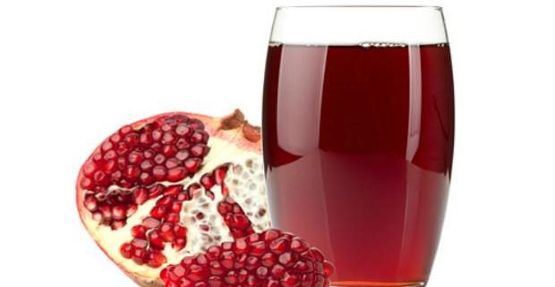 Сок граната замедляет развитие болезни Альцгеймера
