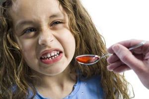 Детские препараты от кашля