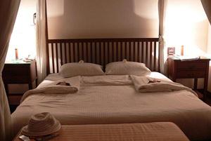 Заправленная постель может стать причиной аллергии