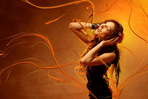 Ритм музыки и биение сердца