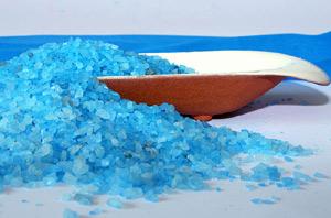 Лечение морской солью