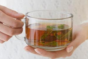 Мятный чай кишечник