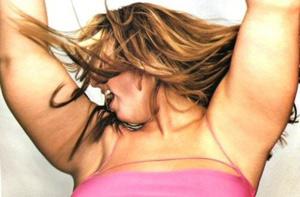 Фотографии толстых женщин приводят худышек в ужас