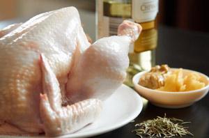 Мытье куриной тушки наносит вред здоровью