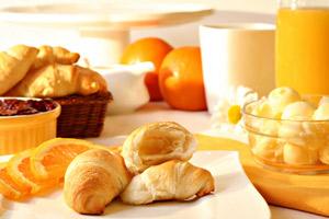 Обильный завтрак ведет к привычке переедать