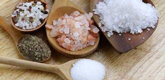 Потребление соли защищает организм от инфекций