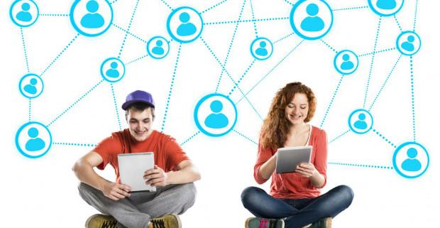 Социальные сети могут спасти отношения на расстоянии