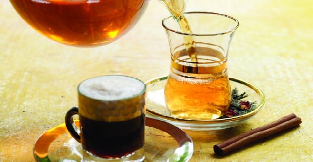 Американцы отказались от кофе в пользу чая