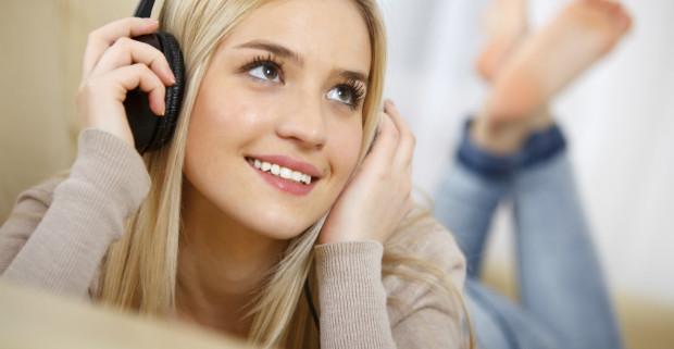От депрессии спасает музыка