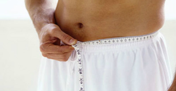 men lose weight