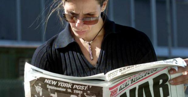 Люди предпочитают читать негативные новости