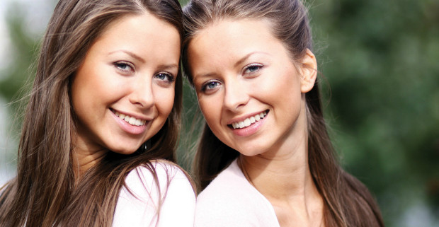 Спорт может сделать однояйцевых близнецов разными