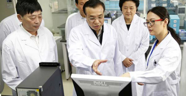 Scientists from China