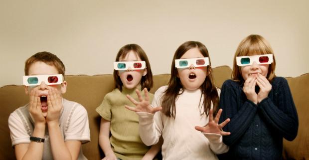 Просмотр фильмов в формате 3D улучшает работу и реакцию мозга