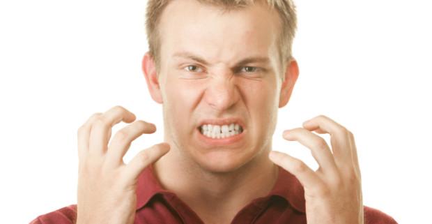 gnashing of teeth