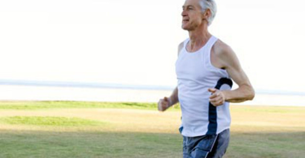 the old man runs