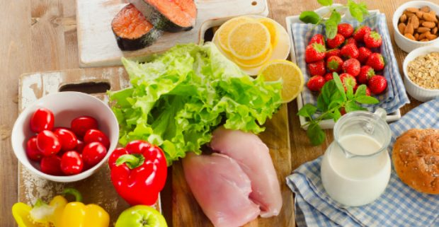 a healthy diet and youth