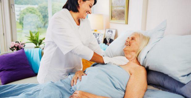 уход за пациентами с недержанием
