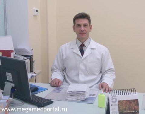 гастроэнтеролог-Евгений-Сас