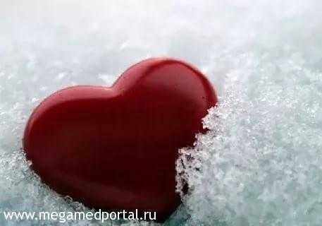 Холод вызывает болезни сердца, выяснили ученые
