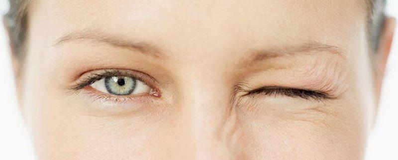 уход за областью вокруг глаз