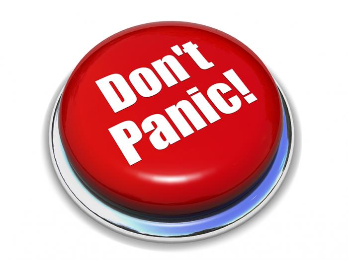 Как контролировать симптомы панической атаки?