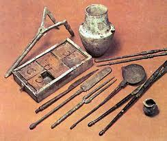Древняя Греция хирургия