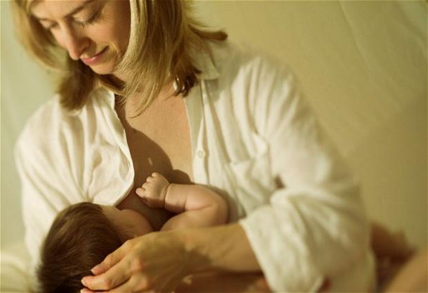 Выбор белья для кормящей матери