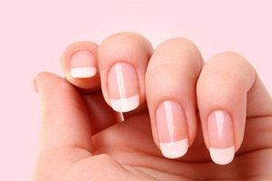 Выравнивание ногтей