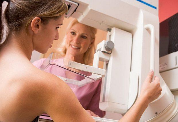Современные диагностические методики. Маммография