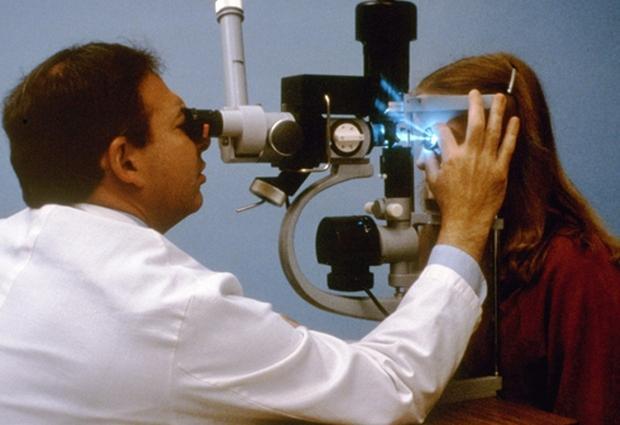 Глаукома. Лечение лазером