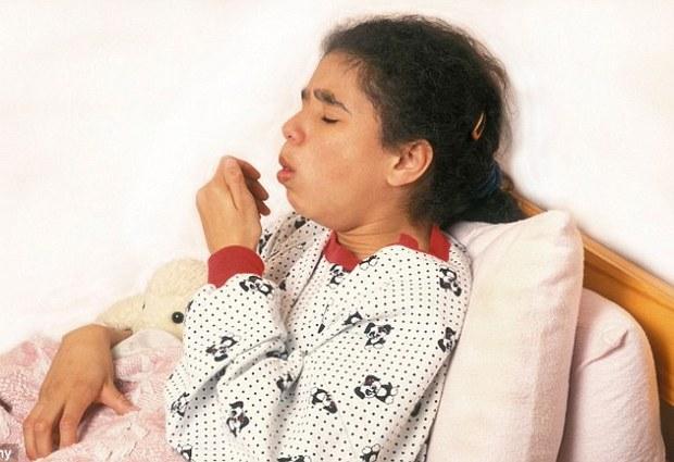 Прибор для домашнего лечения насморка детям