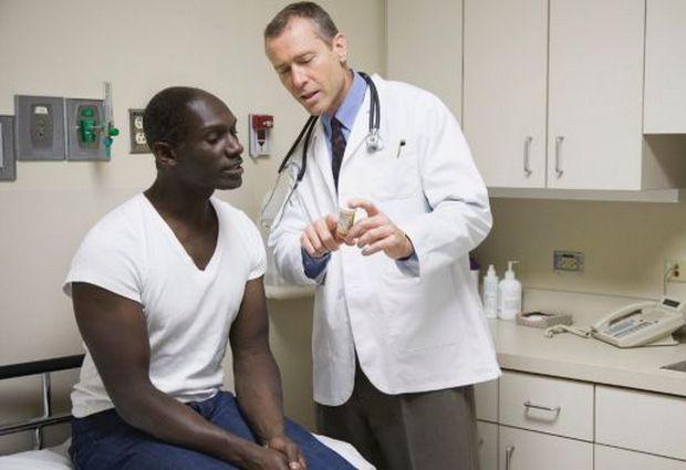 Особенности венерических заболеваний у мужчин