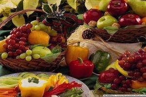 Легкие закуски для весенней диеты