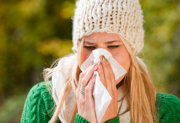 Сезонная аллергия осенью?