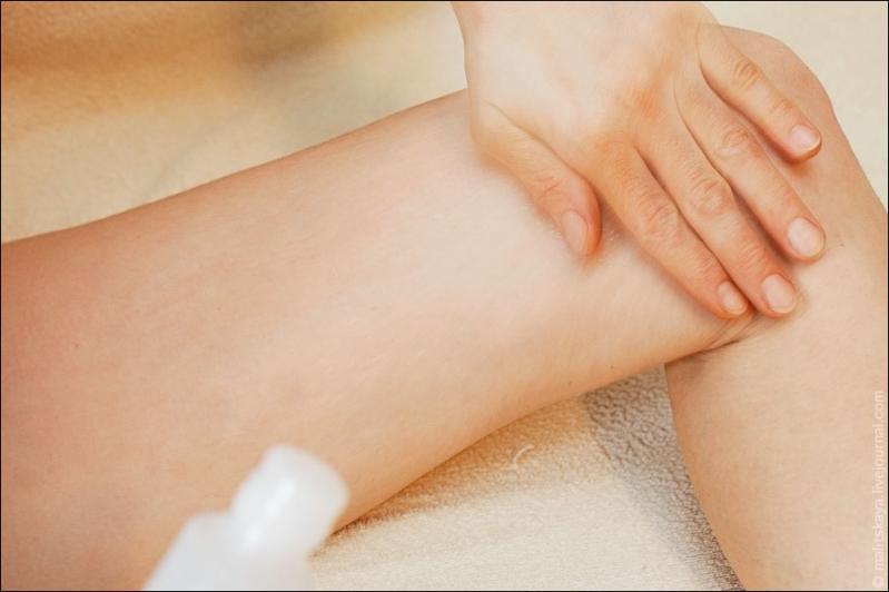 Массажу коленей научат медсестры